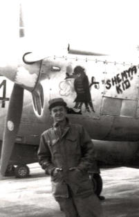 Bob Leavitt, 344th Fighter Group, 66th Fighter Sq. P-38, 1946-47.