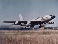 "RC-135 ""Rivet Ball"" In Texas. Official Photo, 1967. [Kingdon Hawes]"