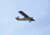 A Piper Cub Flying Around Shemya. Can They Be Refueled In Flight? ;-)  [George Blood]